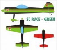 YAK55M 2.2m (28%) RACE GREEN