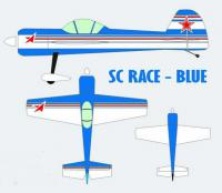 YAK55M 2.2m (28%) RACE BLUE