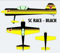 YAK55M 2.2m (28%) RACE BLACK