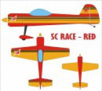 YAK55M 2.2m (28%) RACE RED